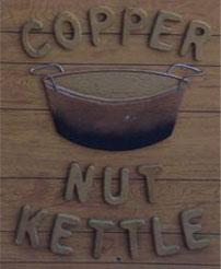 Copper Nut Kettle Food Court Vendor for Missouri Beer Festival in Columbia MO CoMo